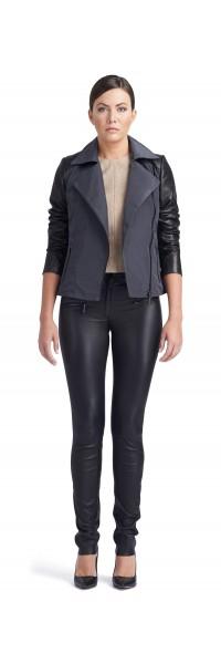 Bettina Moto Style Jacket