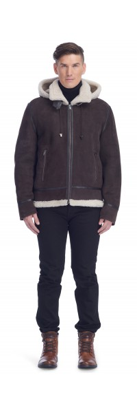 Jason Aviator Jacket