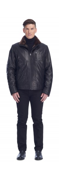 Javier Leather Jacket