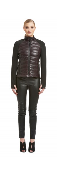 Coreen Leather Jacket