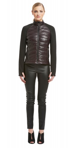 Coreen Leather Jacket